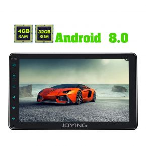 AU Warehouse 8 Inch Toyota Universal Android 8.0 Car Navigation System 4GB/32GB