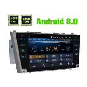 Joying AU Warehouse 9 Inch Toyota Camry Android Car Radio Navigation System 4GB/32GB
