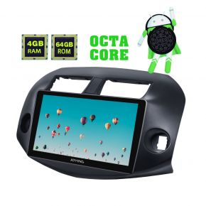 Toyota Rav4 10.1 Inch Toyota Rav4 Android 8.0 Car Media Player Support Subwoofer Video Output