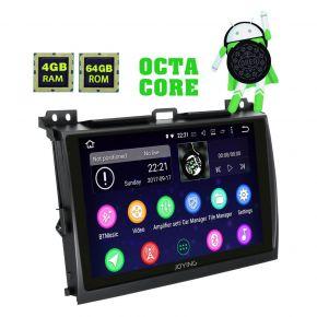 Toyota Land Cruiser Prado Android Auto Head Unit with Navigation 4GB/64GB