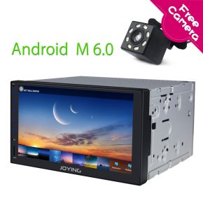 Joying EU Warehouse Cheap Intel Android In Car Entertainment System 7'' Double 2 Din Head Unit