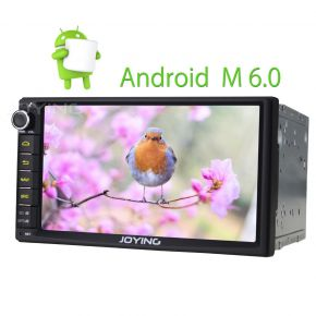 Joying Russia Warehouse 7'' Double Din Intel Android Car Head Unit Replacement