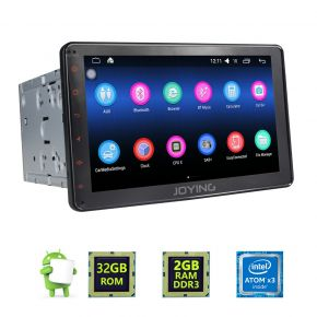 Joying EU Warehouse 8 Inch Double Din Android 6.0 Touch Screen Car Sound System Stereo