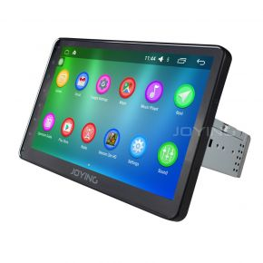 Joying 10.1 Inch Single Din Android Touch Screen Bluetooth Car Stereo Head Unit