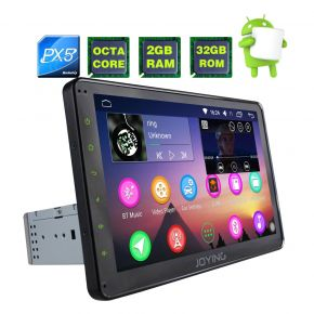 Joying Russia Warehouse 10.1'' Big Touch Screen Android Octa Core Car Stereo Upgrade