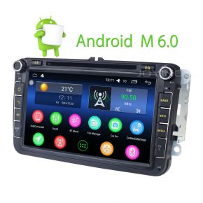 Joying US Warehouse Intel 8 Inch Android Car GPS Navigation System for Passat Golf CC 2GB/32GB
