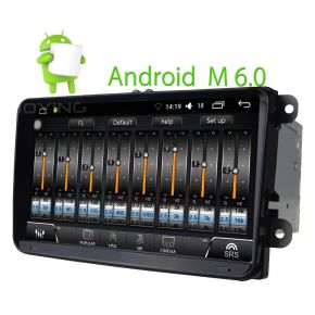 Joying Russia Warehouse 9'' VW Android Car Sound System Head Unit for Volkswagen Skoda Seat