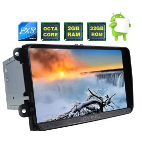 Joying US Warehouse Newest Android Octa Core 9 Inch VW Android Car Sound System Head Unit for VW Skoda Caddy CC