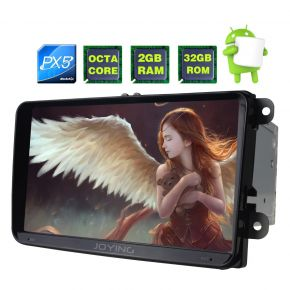 Joying EU Warehouse Android Octa Core 9 Inch VW Jetta Golf Skoda Stereo Upgrade 2GB/32GB