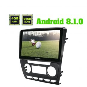 Skoda Octavia 2007-2014 Android 8.1.0 Touch Screen Car Audio System 4GB/64GB