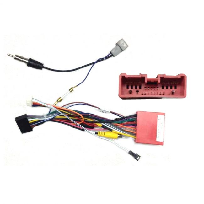[WLLP_2054]   Joying Mazda 3 Android Car Stereo Wire Harness | Mazda Car Stereo Wiring Harness |  | Joying