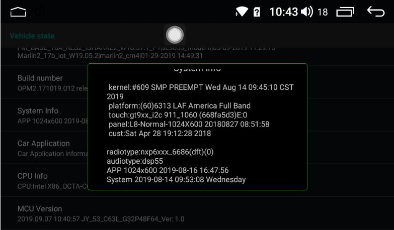Joying Android 8.1 Intel Airmont SC9853i 2GB+16GB/4GB+32GB Car Stereo Latest Update